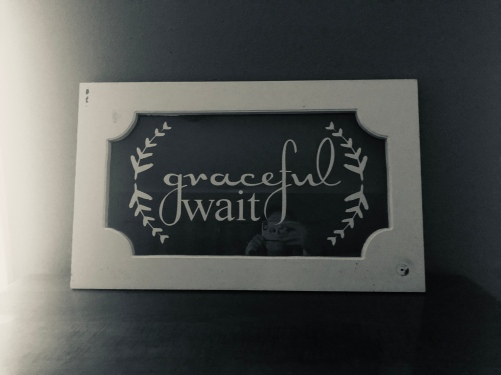 GracefulWaitsign
